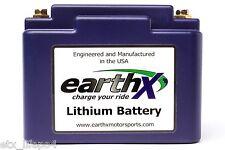 EarthX Light Weight Lithium Motorcycle Battery ETX18B