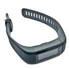 Garmin Gps Tracker Run Watch - Used - Vivosmart Hr+ - Good Condition Black Band