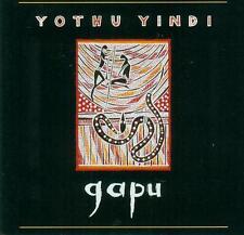 Gapu von Yothu Yindi - CD Album