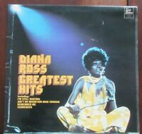 Vinyl Record LP Album DIANA ROSS GREATEST HITS A1 B1