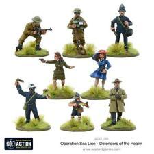 WARLORD Games NUOVO CON SCATOLA operazione LEONE MARINO i difensori del Realm WGB-403011005