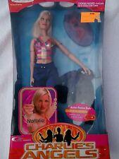 Charlie's Angels Barbie Doll Natalie Cameron Diaz Action Figure Collectible