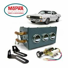 1962-74 Mopar B E Body Compact Under Dash Auxiliary Cab Heater chrysler 426