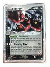 Pokemon Team Rocket's Scizor EX 101/109 (EX Team Rocket Returns)