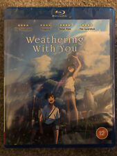 Weathering With You <Region B BluRay>
