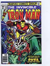 Iron Man #110 Marvel 1978