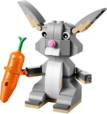 LEGO EASTER RABBIT 40086 Set animal holiday bunny
