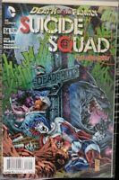 Suicide Squad (2011) #14 2nd Print Death of the Family Dc Glass