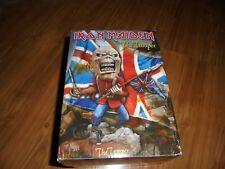 "Iron Maiden ""THE TROOPER"" Headknockers Handpainted Bobblehead Figure NECA 2015"
