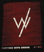 Sleeping With Sirens music band T-shirt, Mens Size Medium