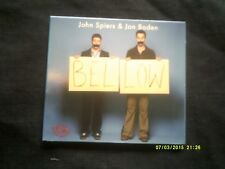 JON SPIERS & JON BODEN-BELLOW FOLK CD