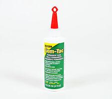 Beacon Adhesives Gem Tac Permanent Fabric Glue 118ml - Rhinestones Crystals etc