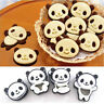 4pcs/Set Cartoon Panda Cookie Cutter Biscuit Mould Cake DIY Baking Tools