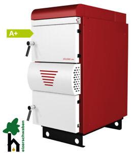 Holzvergaser Orligno 200 mit 25 kW - Holzvergaserkessel - Holzofen - BimschV2 DE