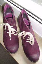 Stiefeletten Bordeauxrot, Größe 40, 2 - 3 Mal getragen.   Keine Rücknahme!