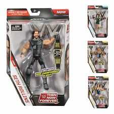 WWE Action Figure Seth Rollins Then Now Forever Collection