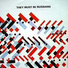 "They must be Russians-S/t ""Lp""First Floor rec. 1983 New Wave/Synth-Pop"