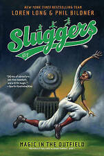Magic in the Outfield (Sluggers #1)-ExLibrary