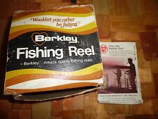 Box for Vintage Berkley 412 Spinning Reel made in USA