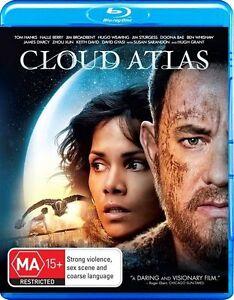 Cloud Atlas (Blu-ray, 2013) NEW+SEALED