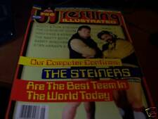Pro Wrestling Illustrated 9/91 The Steiners