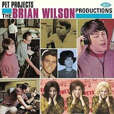 NEW Pet Projects: The Brian Wilson Productions (Audio CD)
