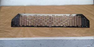 MINI COOPER R50 GENUINE FRONT CENTRE BUMPER GRILLE NEW - 51116800138