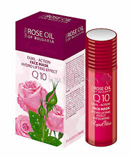 BioFresh Bulgarian Rose Dual-action Face Mask Q10 Hydro Lifting Effect 100ml