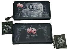 DGA David Gonzales Marilyn Monroe Bombshell Clutch Zipper Wallet