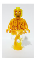 LEGO Mini Figure Scrimper From Welcome to Hidden Side Set 70427