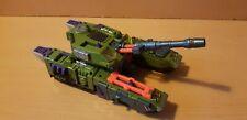 "Transformer Takara Megatron Tank Robot 10 1/2"" Tall 2001 Hasbro"