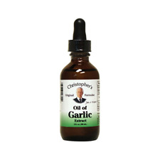 Dr. Christopher's Oil of Garlic Extract 2 fl oz Liquid