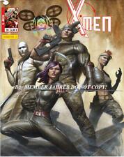X-Force #2 Granov Euro Variant 1:50 Now Psylocke Cable Vol.4 Marrow Scarce ANMN