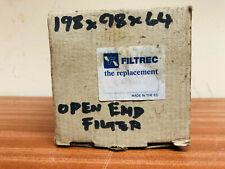 S2-31-T125 Filtrec Hydraulic Filter Element Cartridge Suction Strainer Open