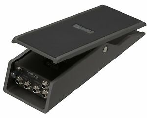 New! KORG XVP-20 Expression Volume Pedal from Japan Import!
