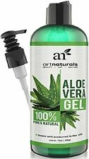 Art Naturals® Aloe Vera Gel for Face, Hair & Body - Organic, 100% Pure