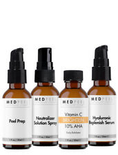 MedPeel Premium AHA Vitamin C Peel Essentials Kit