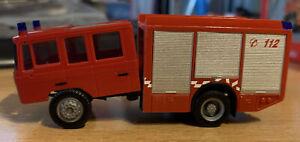 Feuerwehr 1:87 Herpa MAN M2000 / Ziegler HLF 2000 Umbausatz Eigenumbau