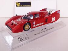 Slot car SCX Scalextric SRC 017 11 Lola T600 C.Cord - J.Adams Mosport 1981