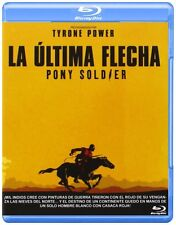 Pony Soldier - Blu-Ray - Joseph M. Newman - Tyrone Power. Cameron Mitchell