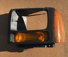 05 06 07 FORD F250 F350 PARK LAMP TURN SIGNAL LIGHT LEFT DRIVER 5C34-13B221-A