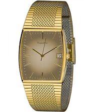 Tonneau/Barrel Polished Men's Dress/Formal Wristwatches