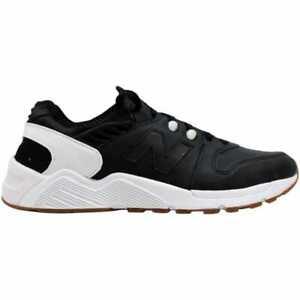 [ML009UTB] New Balance 009 Sneaker Black/White Men's Size 12