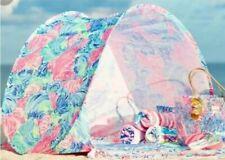 Lilly Pulitzer Beach Tent Sun Canopy Beach Please NIB Umbrella Shade Accessories