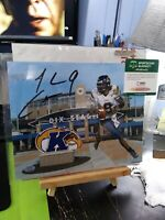 Josh Cribbs Kent State Browns Signed AUTOGRAPHED 8x10 Color Photo SGC COA