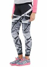 Adidas Women's Performance Studio Climalite Printed Tights Gym/Running XS