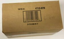 2007 Bowman Chrome Football Hobby Case 10 Box GEM Factory Sealed