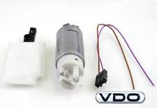 VDO Performance Intank Fuel Pump 240 lph HSV FPV Walbro equiv. GSS341 GSS34