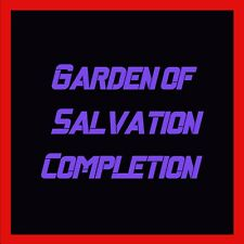 Garden of Salvation Raid Completion PC / Cross Save