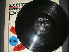 Pop LP Berlingeri Excitement Of International Percussion Grand Prix /Pickwick VG